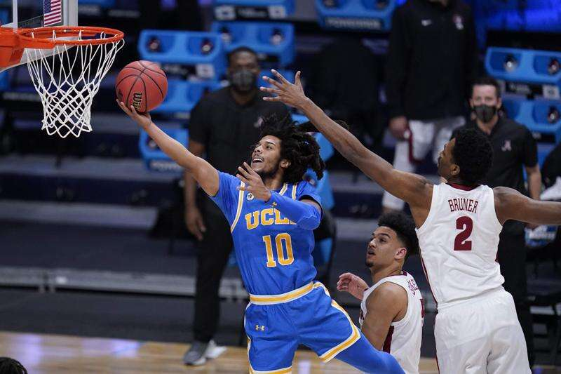 UCLA's Tyger Campbell brings Cedar Rapids with him to Elite Eight