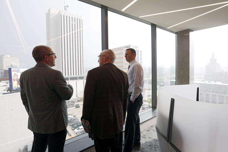 UFG unveils renovated American Building in downtown Cedar Rapids