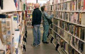 Despite positive library trends, post-flood circulation down 42 percent