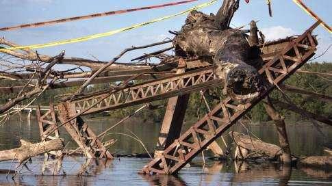 Restoration of historic Sutliff Bridge nearly complete