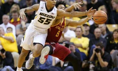 Michael Porter Jr. limited, but Iowa State falls at Missouri