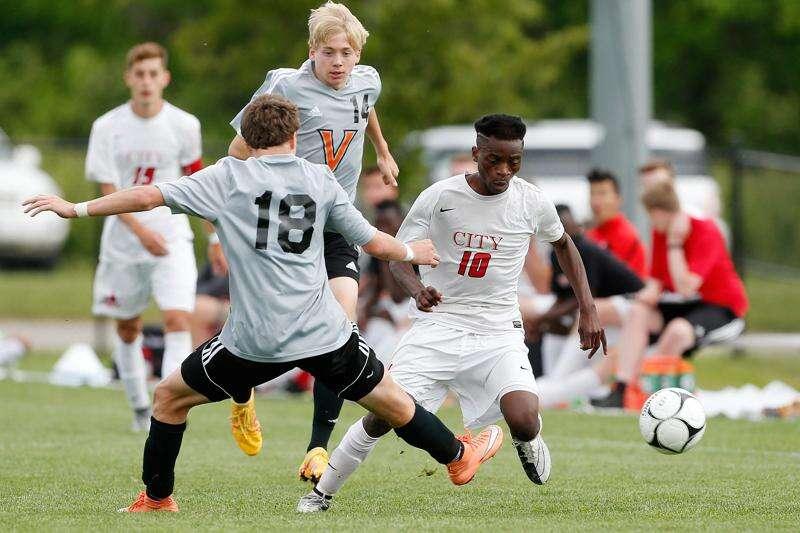 Iowa high school boys' state soccer tournament brackets