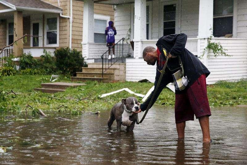 Cedar Rapids, Iowa City areas walloped by 100+ mph hurricane-force winds