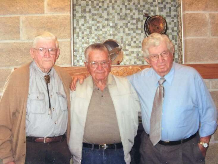 All in their 90s, four siblings with a tie to Cedar Rapids planning reunion
