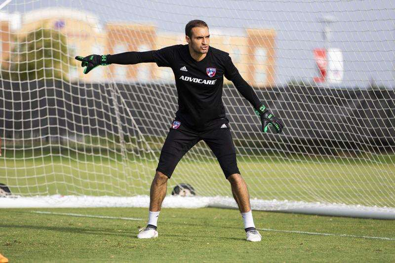 Iowa native Kyle Zobeck worth more than just a backup keeper for FC Dallas