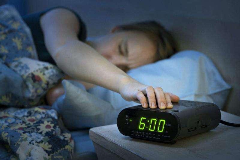 Daylight saving time: Create habits for a good night's sleep