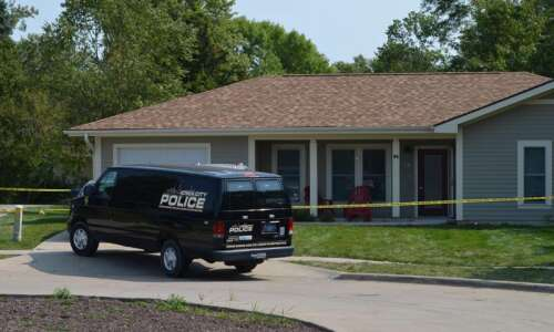Murder-suicide identified as causes of death in Iowa City case