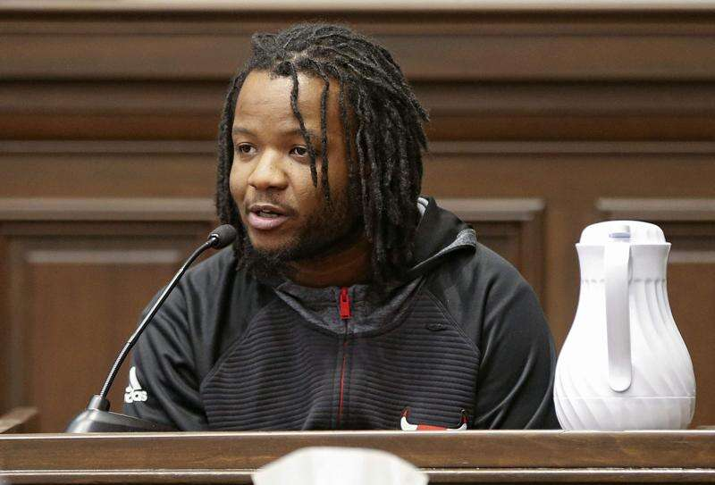 Friend of fatal shooting victim testifies Quarzone Martin shot them both during drug deal