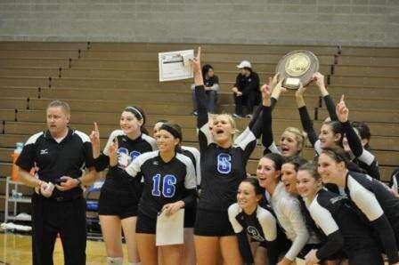 Kirkwood Volleyball Wins Regionals