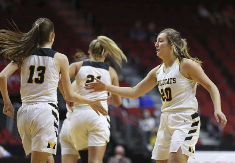 Super 10: Maquoketa Valley is No. 1 in final Gazette area girls' basketball rankings