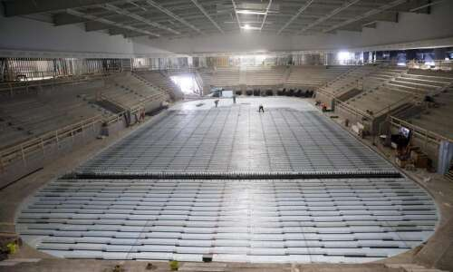 Take a look inside Coralville's Xtream Arena