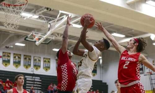 Photos: Ottumwa vs. Cedar Rapids Kennedy, Class 4A Iowa high…