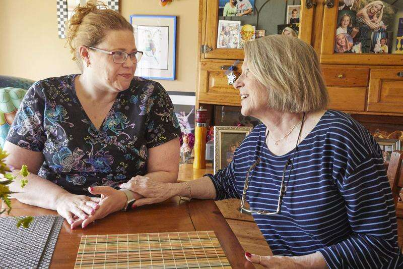 Home Instead Senior Care gives awards to family caregivers