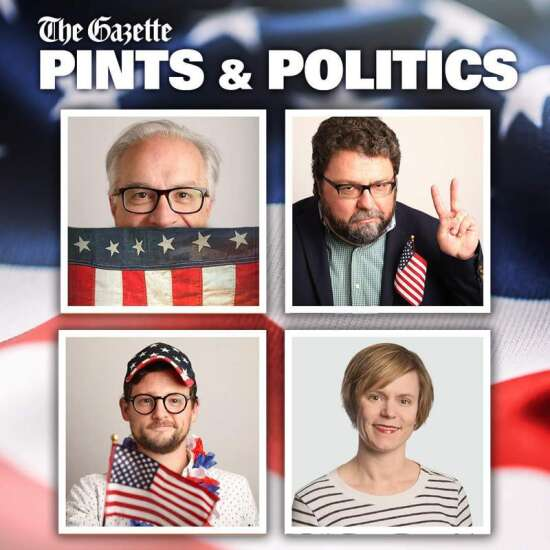 Replay: Pints & Politics, February edition