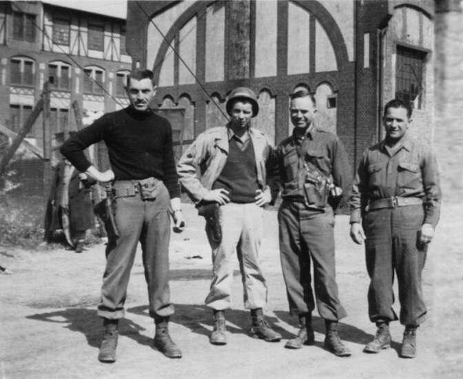 Documentary on Iowa-born World War II Monuments Men leader George Stout now online