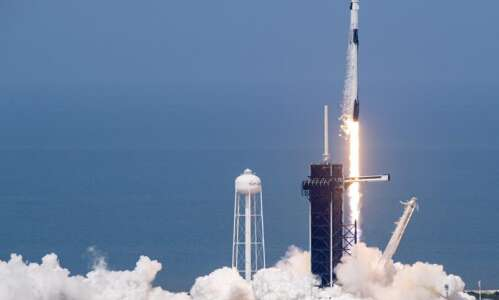 SpaceX launch a success as Dragon capsule separates from Falcon…