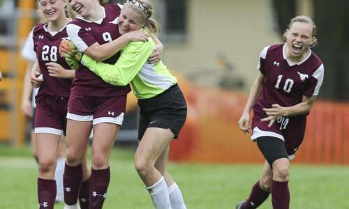 Young, talented Mount Vernon girls' soccer vying for first state…