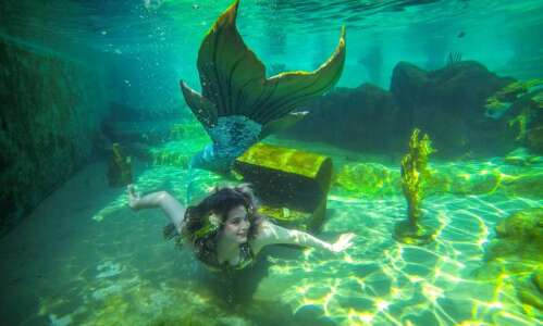 The mermaids of mythology weren't like Ariel at all