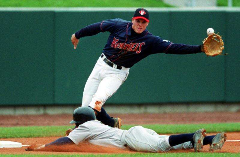 Former Kernel Dallas McPherson returns to Cedar Rapids ... this time as a manager