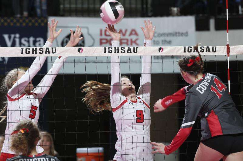 Sidney ends North Tama's most successful volleyball season in state semifinals