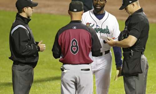 Triple Play Podcast: First-year manager Tommy Watkins talks Cedar Rapids…