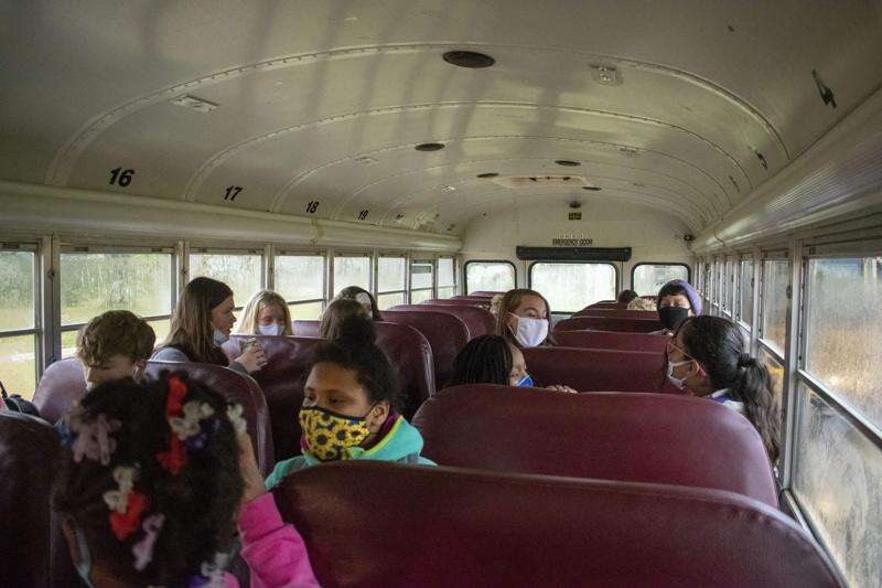 Iconic yellow buses mean red ink for rural Iowa schools