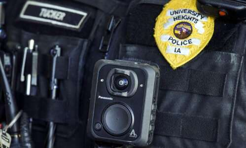 Iowa police body camera video sometimes revealing — if the…