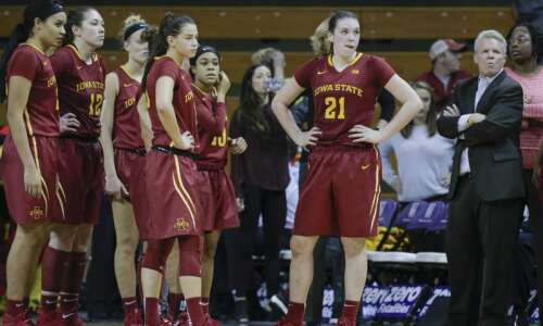 Iowa State women's basketball comes up short at Drake
