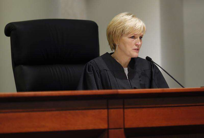 Chief Justice Susan Christensen says Iowa justice may look different, but didn't succumb to COVID-19