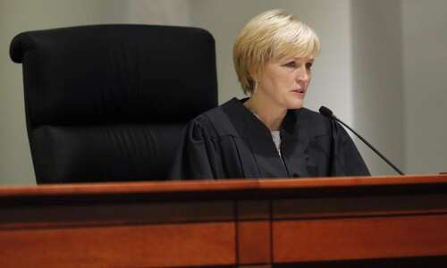 Chief Justice Susan Christensen says Iowa justice may look different,…