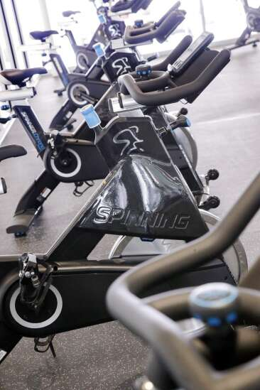 Look inside Marion's new YMCA before it opens Monday
