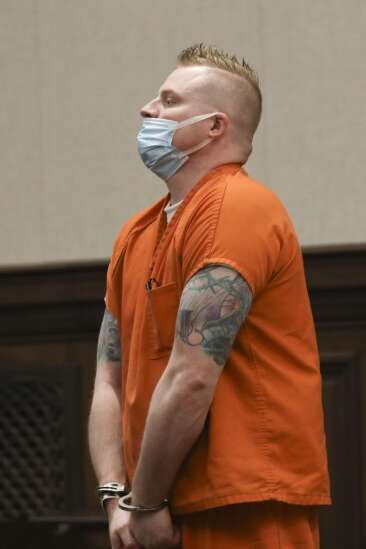 Cedar Rapids man testifies Drew Blahnik killed Chris Bagley for another man's revenge
