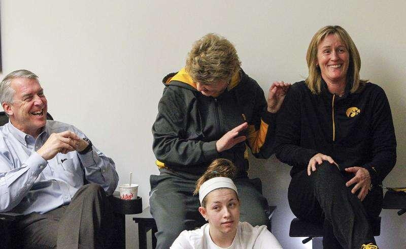 Jenni Fitzgerald promoted to Iowa women's basketball associate head coach