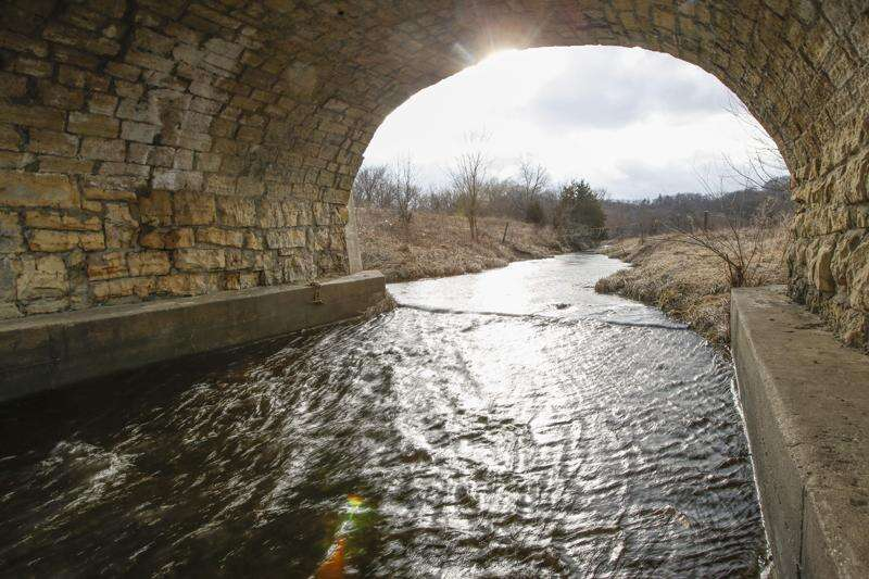 News Track: Preservation commission hosts fundraiser to help save Ely's Stone Bridge
