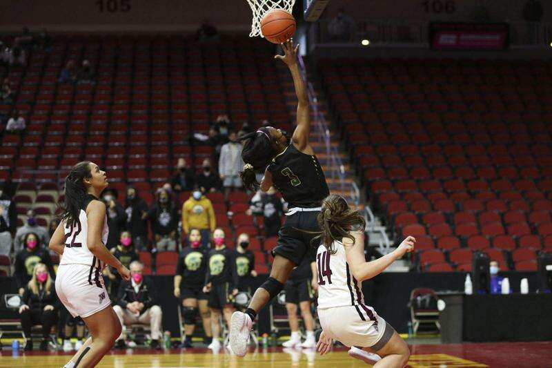 Iowa girls' state basketball 2021: Monday's scores, stats, game replays and more