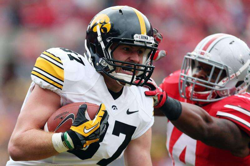 The story of the 40s at Hawkeyes' pro day