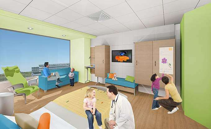 Staff, public get UI Children's Hospital sneak peek
