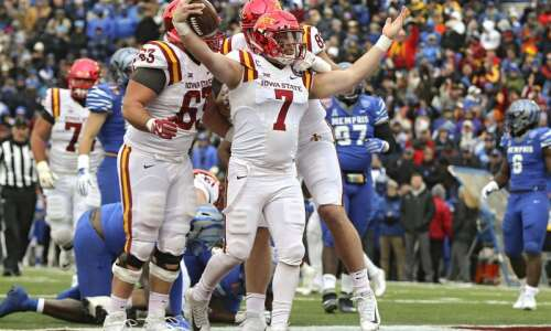 Iowa State flips the script in 21-20 Liberty Bowl win…