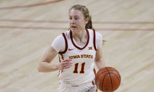 Emily Ryan embraces Iowa State women's basketball leadership role
