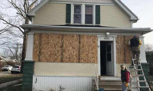 Patch Program helps homeowners with derecho damage prepare for winter