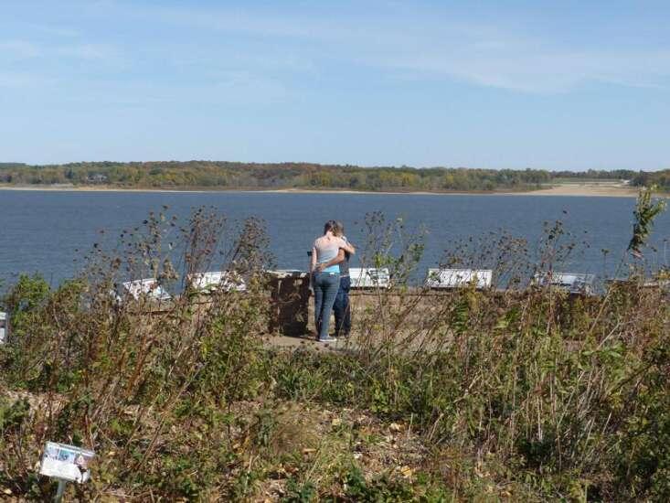 Enjoying Iowa's inland seas
