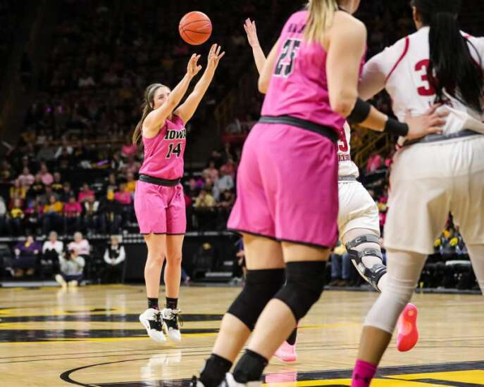 Projected Iowa women's basketball lineup is full of youth