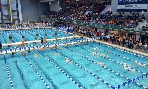Jury's in: Swimmers like Iowa facility