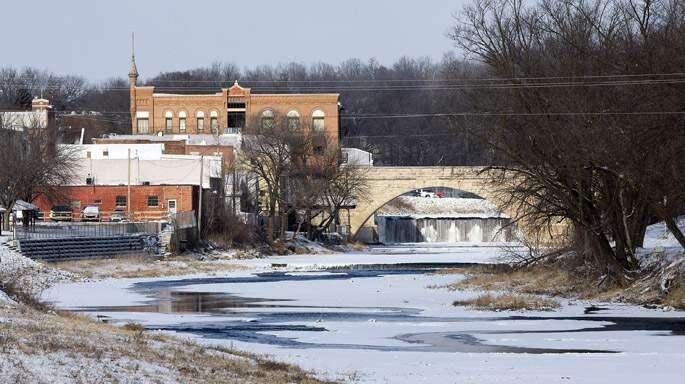 Iowa flood planning goes high-tech