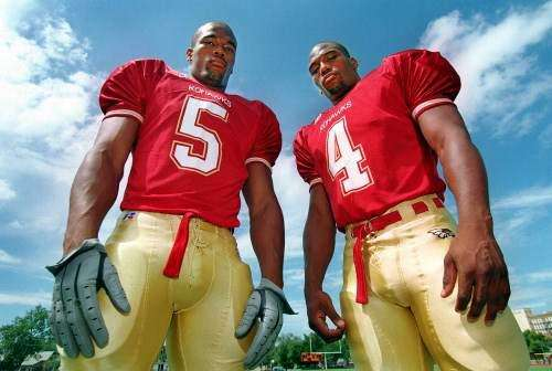 Hlas: Ex-Coe Kohawk Fred Jackson accelerating in NFL