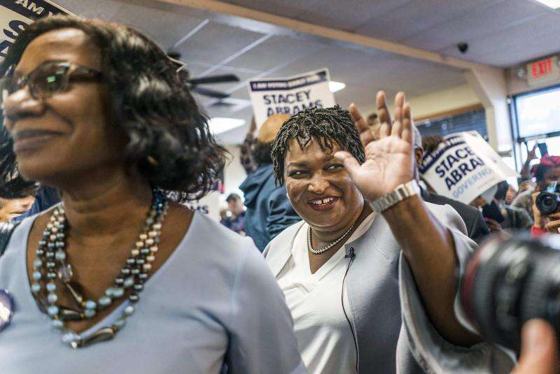 Former Georgia lawmaker Stacey Abrams to visit University of Iowa
