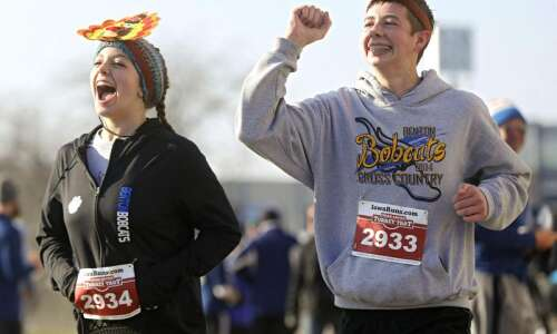 Why Americans love the Turkey Trot