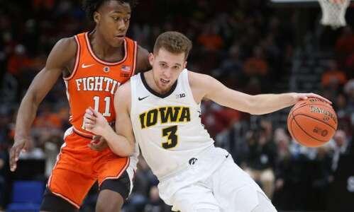 As Jordan Bohannon goes, so goes Iowa men's basketball