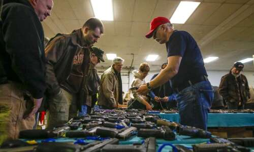 Did Iowa's new gun law kill background checks?