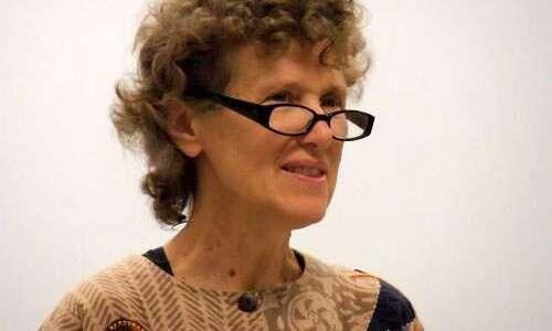 Iowa City poet finds her calling